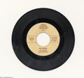 "Music Memorabilia:Recordings, Cadillacs ""No Chance"" 45 Jubilee 773 Mono (1955)...."