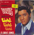 Music Memorabilia:Recordings, Elvis Presley - Soundtrack Album Group (RCA).... (4 items)