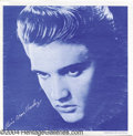 "Music Memorabilia:Recordings, Elvis Presley - Excerpts From/Songs From ""Elvis Aron Presley 25thAnniversary Album"" 2-record Set RCA DJLI-3729 and DJLI-3781 (... (2items)"
