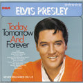 Music Memorabilia:Recordings, Elvis Presley - German-Only Album Group.... (3 items)