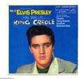"Music Memorabilia:Recordings, Elvis Presley ""King Creole Vol. 2"" EP 45 RCA 4321 Mono...."
