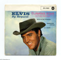 "Music Memorabilia:Recordings, Elvis Presley - ""By Request"" German EP RCA EPA 9009...."