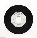 "Music Memorabilia:Recordings, Elvis Presley - ""All Shook Up"" Promo 45 RCA 447-0618...."