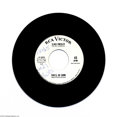 "Music Memorabilia:Recordings, Elvis Presley ""Do The Clam"" Promo 45 RCA 47-8500...."