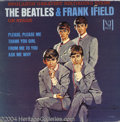 "Music Memorabilia:Recordings, Beatles ""The Beatles & Frank Ifield On Stage"" LP Vee-Jay 1085Mono (1964)...."
