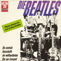 "Music Memorabilia:Recordings, Beatles - ""Die Beatles"" Germany LP Hor Zu SHZE 117 Stereo (c.1970-1973)...."