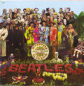 Music Memorabilia:Recordings, Beatles - Sgt. Pepper's Lonely Heart's Club Band Odeon DC 1 (France1978)....