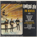 "Music Memorabilia:Recordings, Beatles ""Something New"" Compact 33 EP Capitol 2108 Stereo(1964)...."