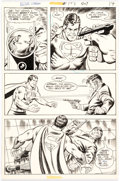 Original Comic Art:Panel Pages, Curt Swan and Murphy Anderson Action Comics #405 Story Page 13 Original Art (DC, 1971)....