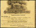 Obsoletes By State:Hawaii, (Wailuku), Territory of Hawaii Office of the County Treasurer Merchandise License 1916 Not Graded;. (Wailuku), Territo... (Total: 2 notes)