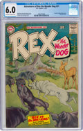 Silver Age (1956-1969):Adventure, Adventures of Rex the Wonder Dog #31 (DC, 1957) CGC FN 6.0 Off-white to white pages....