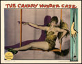 Movie Posters:Crime, The Canary Murder Case (Paramount, 1929). Fine. Lo...
