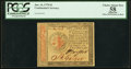 Colonial Notes:Continental Congress Issues, Continental Currency January 14, 1779 $2 PCGS Apparent Choice About New 58.. ...
