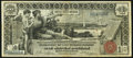 Large Size:Silver Certificates, Fr. 224 $1 1896 Silver Certificate Very Fine.. ...