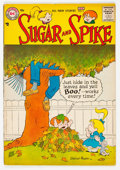 Silver Age (1956-1969):Humor, Sugar and Spike #5 (DC, 1957) Condition: FN-....
