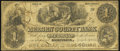 Obsoletes By State:New Jersey, Hackensack, NJ- Bergen County Bank $1 Nov. 26, 1855 Very Good-Fine.. ...