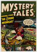 Golden Age (1938-1955):Horror, Mystery Tales #1 (Atlas, 1952) Condition: FR....
