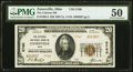Zanesville, OH - $20 1929 Ty. 2 The Citizens National Bank Ch. # 5760 PMG About Uncirculated 50