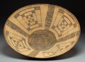 American Indian Art:Baskets, A Pima Coiled Bowl...