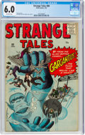 Silver Age (1956-1969):Adventure, Strange Tales #80 (Marvel, 1961) CGC FN 6.0 Off-white pages....
