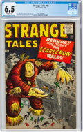 Silver Age (1956-1969):Adventure, Strange Tales #81 (Marvel, 1961) CGC FN+ 6.5 Off-white pages....