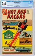 Silver Age (1956-1969):Adventure, Hot Rod Racers #9 (Charlton, 1966) CGC NM+ 9.6 Off-white to white pages....