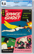 Silver Age (1956-1969):Superhero, Space Ghost #1 (Gold Key, 1967) CGC NM+ 9.6 White pages....
