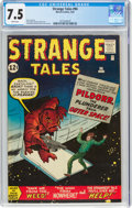 Silver Age (1956-1969):Adventure, Strange Tales #94 (Marvel, 1962) CGC VF- 7.5 White pages....