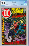 Silver Age (1956-1969):Adventure, Showcase #84 Nightmaster (DC, 1969) CGC NM 9.4 Off-white to white pages....