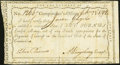 Colonial Notes:Connecticut, State of Connecticut Comptroller's Office Feb. 23, 1792 2 Pounds Very Fine, CC.. ...