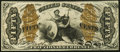 Fractional Currency:Third Issue, Fr. 1350 50¢ Third Issue Justice Choice New.. ...