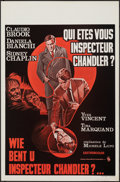 """Movie Posters:Foreign, Your Turn to Die & Other Lot (CIC, 1967). Rolled, Very Fine. Belgians (3) (14"""" X 21"""" & 14"""" X 22""""). Foreign.. ... (Total: 3 Items)"""