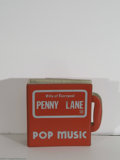 "Music Memorabilia:Miscellaneous, Beatles - ""Penny Lane"" Record Holder...."