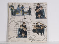 Music Memorabilia:Ephemera, Beatles - Wallpaper Sample (1960s)....