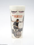 "Music Memorabilia:Miscellaneous, Beatles ""Kiss'n Lips"" Tumbler (Nems Enterprises Ltd.)...."