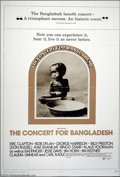 Music Memorabilia:Posters, The Concert for Bangladesh One-Sheet Movie Poster (1972)....