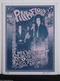Music Memorabilia:Posters, Pink Floyd Limited Edition Print 224/500 (1989)....