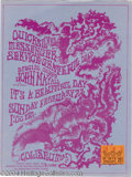 Music Memorabilia:Posters, Grateful Dead Handbill and Ticket (Interstate Motor Company,1970)....
