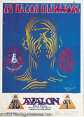 Music Memorabilia:Posters, 13th Floor Elevators Signed Poster (The Bindweed Press, 1966)....