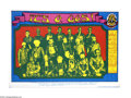 Music Memorabilia:Posters, Quicksilver Messenger Service - Concert Poster (Family Dog,1968)....