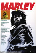 Music Memorabilia:Posters, Bob Marley and the Wailers - Concert Tour Poster (1976)....