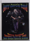 Music Memorabilia:Posters, Jerry Garcia Band - Concert Poster (1993)....