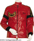 Music Memorabilia:Costumes, Burt Reynolds Red ...