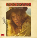 Music Memorabilia:Autographs and Signed Items, John Mayall Signed LP (Undated)....