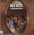 "Music Memorabilia:Autographs and Signed Items, Bee Gees ""Horizontal"" Album (1968) and Autographs (signing dateunknown)...."