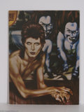 "Music Memorabilia:Miscellaneous, David Bowie - ""Diamond Dogs"" Tour Program (1974)...."
