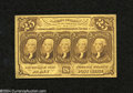 Fractional Currency:First Issue, Fr. 1282 25c First Issue About Uncirculated. This is a ...