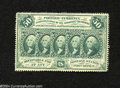 Fractional Currency:First Issue, Fr. 1310 50c First Issue Gem Crisp Uncirculated. This is ...