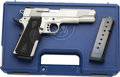 Handguns:Semiautomatic Pistol, Cased Smith & Wesson SW1911SC Semi-Automatic Pistol.. ...