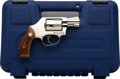 Handguns:Semiautomatic Pistol, Cased Smith & Wesson Model 36-10 Double Action Revolver.. ...